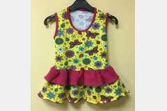 Платье цветное Машенька