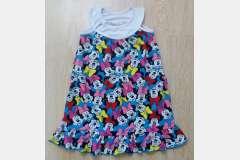 Платье детское Розочка