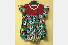 Платье цветное ясля Малышка