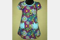Платье детское с карманами
