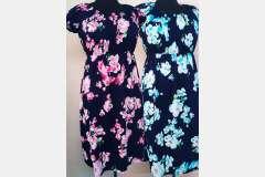 Платье на резинке