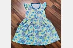 Платье с крылышками Катя