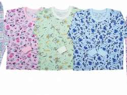 Пижамы детские цветные оптом и в розницу от производителя