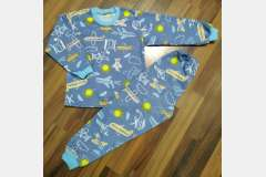 Пижама на мальчика начес